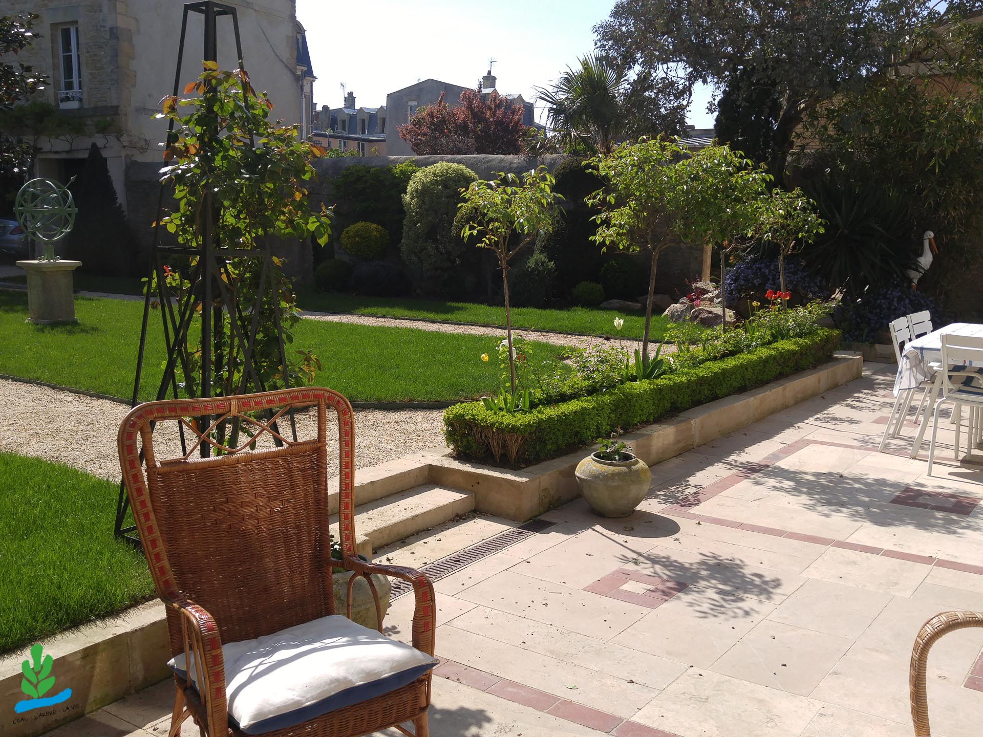 paysagiste en normandie leblois environnement. Black Bedroom Furniture Sets. Home Design Ideas